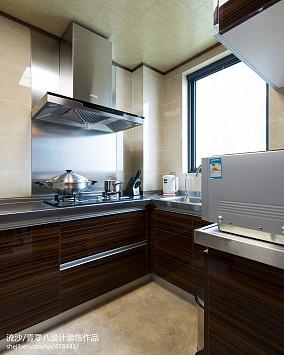 2020精选新古典三居厨房实景图片