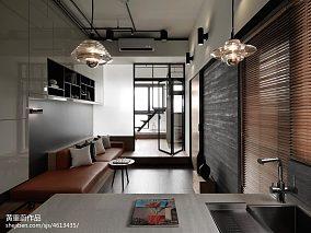 2020面积86平欧式二居厨房装修图