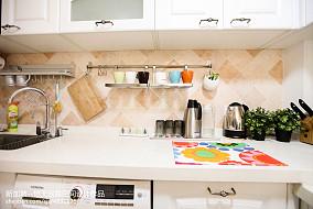 精选田园小户型厨房装修效果图片