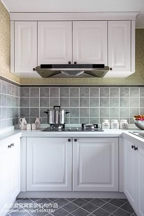 精选欧式三居厨房装修欣赏图片