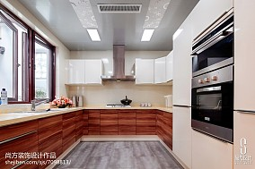 2020精选面积111平别墅厨房中式装