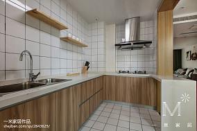精美三居厨房日式装饰图