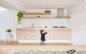 2020精选125平米日式复式厨房效果