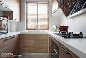 2020三居厨房北欧效果图片大全