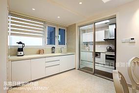 2020精选126平米四居厨房欧式装饰