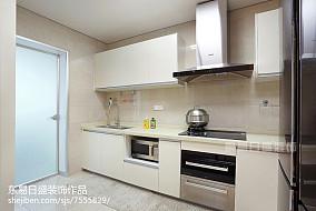 精选面积110平欧式四居厨房装修欣
