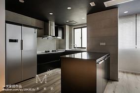 南京正规装修公司热门简约三居厨房效果图片