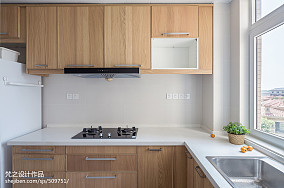 202096平米三居厨房日式效果图片欣