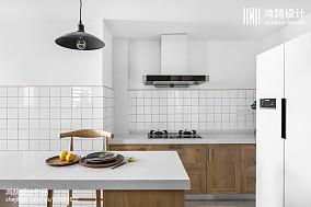 2020面积130平日式四居厨房设计效