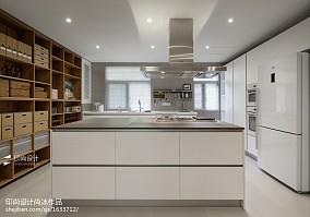 热门117平米四居厨房日式装修欣赏