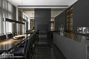 现代简约别墅豪宅501-1000m²厨房装