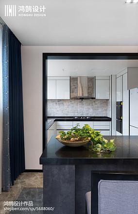 热门三居厨房中式设计效果图