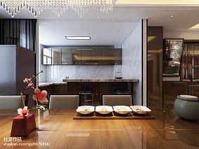 2020精选中式四居厨房装修实景图