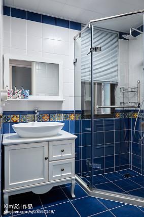2020精选面积121平复式卫生间装修