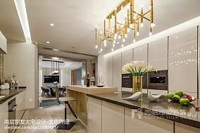 2020面积138平别墅厨房现代装修设