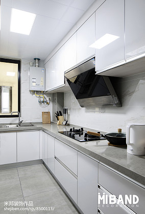2020 29平北欧小户型厨房装修装饰