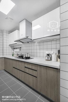 2020精选78平米二居厨房欧式装修实