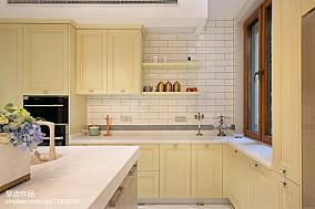 圣都精装精选面积133平别墅厨房美