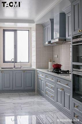 2020四居厨房美式装修欣赏图片