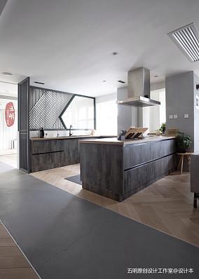 2020精选面积93平北欧三居厨房装修