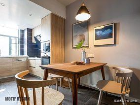 现代简约三居121-150m²厨房装修效