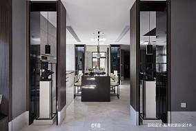 大气233平中式别墅厨房效果图片大