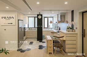 大气61平北欧二居厨房设计美图