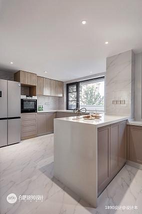 2019102平法式四居厨房设计效果图