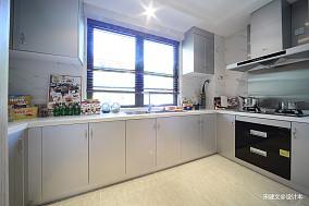 温馨128平中式四居厨房案例图