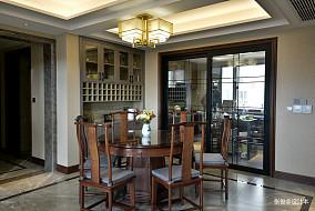 质朴70平中式复式厨房设计效果图