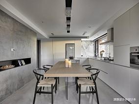 现代简约别墅豪宅101-120m²厨房