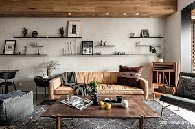 潮流混搭三居101-120m²厨房装饰展