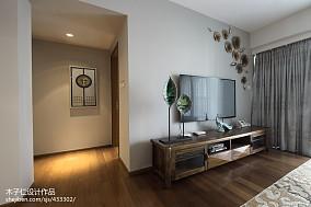 2020精选中式客厅装修图