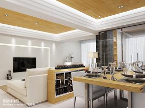 2021现代三居客厅装修欣赏图片大