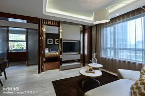 104平2021现代客厅装修图片大全