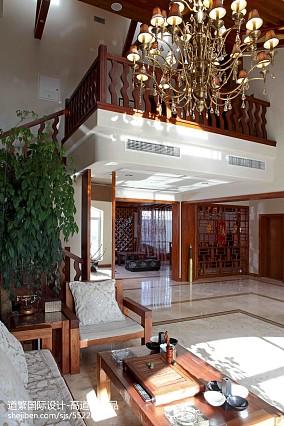 2021东南亚别墅客厅效果图片
