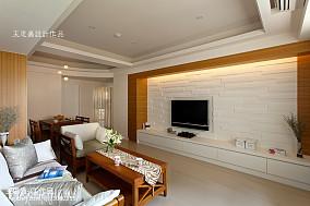 热门东南亚三居客厅装饰图