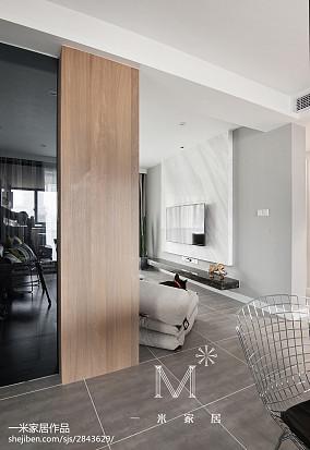 浪漫116平混搭三居客厅装修效果图