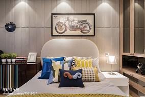 2021卧室简欧风格欣赏图片