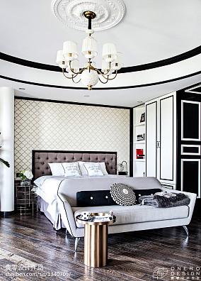 129平米四居卧室装修欣赏图片