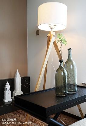 面积102平简欧三居客厅装修效果图