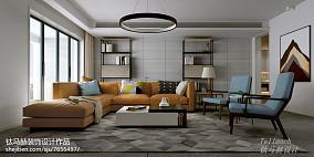 成都装修公司2021精选二居客厅