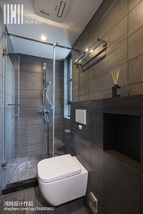 简洁大气淋浴房