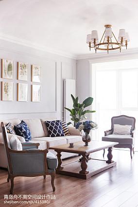 精选二居客厅装修设计效果图片
