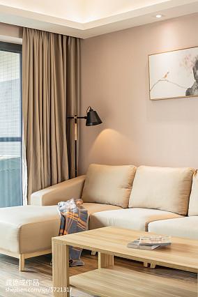 2020精选日式四居客厅装修实景图
