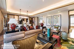 2021精选中式客厅装饰图片