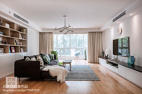 温馨63平欧式二居装饰图片