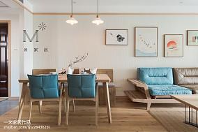 2021精选日式二居客厅装饰图片大