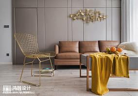 热门85平米二居客厅现代装修欣赏