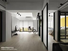 88平客厅现代装修设计效果图